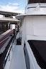 Hatteras-61 Motoryacht 1980-Piece A Cake Ft. Pierce-Florida-United States-Stbd Sidedeck-1094529 | Thumbnail