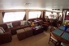Hatteras-61 Motoryacht 1980-Piece A Cake Ft. Pierce-Florida-United States-Saloon to Stbd Aft-1094501 | Thumbnail