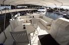 Hatteras-61 Motoryacht 1980-Piece A Cake Ft. Pierce-Florida-United States-Flybridge Aft-1094533 | Thumbnail