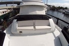 Hatteras-61 Motoryacht 1980-Piece A Cake Ft. Pierce-Florida-United States-Forecabin Seating Area-1094526 | Thumbnail
