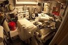 Hatteras-61 Motoryacht 1980-Piece A Cake Ft. Pierce-Florida-United States-Stbd Engine-1094542 | Thumbnail