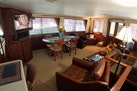 Hatteras-61 Motoryacht 1980-Piece A Cake Ft. Pierce-Florida-United States-Saloon to Port Fwd-1094500 | Thumbnail