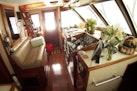 Hatteras-61 Motoryacht 1980-Piece A Cake Ft. Pierce-Florida-United States-Wheelhouse to Port-1094504 | Thumbnail