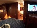 Tiara Yachts-Express 2001-ARGO Palm City-Florida-United States-Master Stateroom to Aft-1100824 | Thumbnail