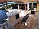 Tiara Yachts-Express 2001-ARGO Palm City-Florida-United States-Cockpit to Port Aft-1100834 | Thumbnail