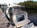 Tiara Yachts-Express 2001-ARGO Palm City-Florida-United States-Stern View with Trunk Open-1100843 | Thumbnail