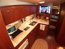 Tiara Yachts-Express 2001-ARGO Palm City-Florida-United States-Galley to Port-1100819 | Thumbnail