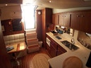 Tiara Yachts-Express 2001-ARGO Palm City-Florida-United States-View from Master Stateroom to Aft in Cabin-1100822 | Thumbnail