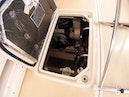 Tiara Yachts-Express 2001-ARGO Palm City-Florida-United States-Opening Engine Hatch for Day Checks-1100838 | Thumbnail