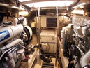 Tiara Yachts-Express 2001-ARGO Palm City-Florida-United States-Engine Room Aft (prior to all coolers serviced)-1100841 | Thumbnail