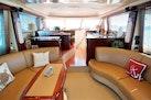 Sea Ray-58 Sedan Bridge 2006-Livin Large IV Jupiter-Florida-United States-Salon Layout-1103674 | Thumbnail