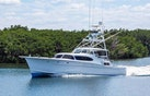 Rybovich-Yacht Fish 1963-Jim Jim St. Petersburg-Florida-United States-Profile Underway-1133094 | Thumbnail