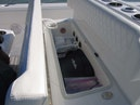 SeaHunter-39 Center Console 2017-SQUEEZE PLAY II Madeira Beach-Florida-United States-Helm Seat Storage-1117905 | Thumbnail