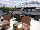 Horizon-66 Houseboat 2007-Carpe Diem Boston-Massachusetts-United States-Flybridge Aft Seating/Dining Area-1120090 | Thumbnail