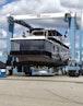 Horizon-66 Houseboat 2007-Carpe Diem Boston-Massachusetts-United States-In The Slings Forward View-1120102 | Thumbnail