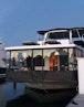 Horizon-66 Houseboat 2007-Carpe Diem Boston-Massachusetts-United States-4-Season Sunroom with Windows Closed-1120099 | Thumbnail