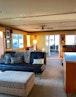 Horizon-66 Houseboat 2007-Carpe Diem Boston-Massachusetts-United States-Salon/Dining Area Looking Aft-1120077 | Thumbnail