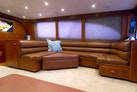 Garlington-58 Convertible 1988-Hey Girl Belize-Starboard Couch in Salon-1121726 | Thumbnail