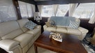 Hatteras-74 Motor Yacht 1981-Pleasurizer Fort Pierce-Florida-United States-Salon Settees-1122251 | Thumbnail