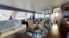 Hatteras-74 Motor Yacht 1981-Pleasurizer Fort Pierce-Florida-United States-Dining-1122250 | Thumbnail