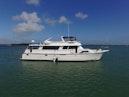 Hatteras-74 Motor Yacht 1981-Pleasurizer Fort Pierce-Florida-United States-Profile-1122237 | Thumbnail
