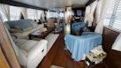 Hatteras-74 Motor Yacht 1981-Pleasurizer Fort Pierce-Florida-United States-Salon-1122248 | Thumbnail