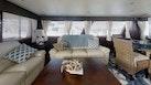 Hatteras-74 Motor Yacht 1981-Pleasurizer Fort Pierce-Florida-United States-Salon-1122249 | Thumbnail