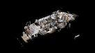 Hatteras-74 Motor Yacht 1981-Pleasurizer Fort Pierce-Florida-United States-Cutaway-1122279 | Thumbnail
