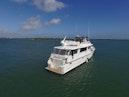 Hatteras-74 Motor Yacht 1981-Pleasurizer Fort Pierce-Florida-United States-Starboard Stern-1122241 | Thumbnail