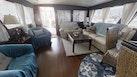 Hatteras-74 Motor Yacht 1981-Pleasurizer Fort Pierce-Florida-United States-Salon Aft-1122247 | Thumbnail