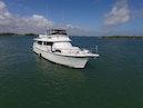 Hatteras-74 Motor Yacht 1981-Pleasurizer Fort Pierce-Florida-United States-Starboard Bow-1122239 | Thumbnail