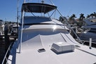 Bertram-60 Convertible 1998-CHARDAN Lighthouse Point-Florida-United States-Bow View to Helm on Starboard-1122655 | Thumbnail