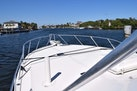 Bertram-60 Convertible 1998-CHARDAN Lighthouse Point-Florida-United States-Bow Approach from Port-1122647 | Thumbnail