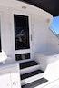 Bertram-60 Convertible 1998-CHARDAN Lighthouse Point-Florida-United States-Cockpit Stairs Leading into Salon-1122674 | Thumbnail