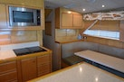 Bertram-60 Convertible 1998-CHARDAN Lighthouse Point-Florida-United States-Galley and Dinner Table View-1122704 | Thumbnail
