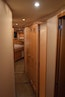 Bertram-60 Convertible 1998-CHARDAN Lighthouse Point-Florida-United States-Hallway to V-Berth from Midship-1122714 | Thumbnail