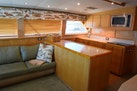 Bertram-60 Convertible 1998-CHARDAN Lighthouse Point-Florida-United States-Salon and Galley View from Starboard-1122696 | Thumbnail