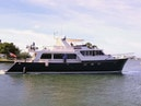 Marlow-70E Explorer 2004-Bluebonnet Sarasota-Florida-United States-Starboard Profile-1135622 | Thumbnail