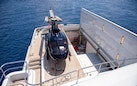 Custom-Flyghtship Motor Yacht 2007-T6 West Palm Beach-Florida-United States-Helicopter Storage-1137151 | Thumbnail