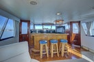 Burger-64 Motor Yacht 1968-Grace Sarasota-Florida-United States-Salon Bar-1550839 | Thumbnail