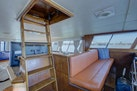 Burger-64 Motor Yacht 1968-Grace Sarasota-Florida-United States-Upper Helm Access-1550836 | Thumbnail