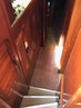 Gulfstar-Motor Yacht 1987-Philos Palm Coast-Florida-United States-Stairs to Aft Stateroom-1345038 | Thumbnail