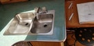 Farrier-44 SC 2014-Mariana Guaymas, SONORA-Mexico-Double SS Sinks At Galley-1159452 | Thumbnail