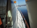 Hatteras-Cockpit Motoryacht 1983-Southern Cross Essex-Connecticut-United States-Starboard Side Deck-1155706   Thumbnail