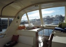 Hatteras-Cockpit Motoryacht 1983-Southern Cross Essex-Connecticut-United States-Bridge Stairs To Aft Deck-1155701   Thumbnail