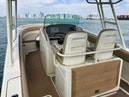 Chris-Craft-Catalina 2015 -Miami-Florida-United States-Helm Seats With Table Folded Down-1232712 | Thumbnail