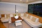 Pershing-P-72 2008-Intrepido Aventura-Florida-United States-Salon Settee-1163047 | Thumbnail