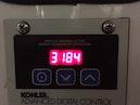 Pershing-P-72 2008-Intrepido Aventura-Florida-United States-Generator Hours-1163042 | Thumbnail