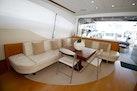 Pershing-P-72 2008-Intrepido Aventura-Florida-United States-Salon Settee-1163048 | Thumbnail