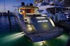 Pershing-P-72 2008-Intrepido Aventura-Florida-United States-Port Aft Quarter At Night-1163078 | Thumbnail